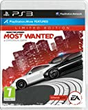 Cheapest Need For Speed Most Wanted - Limited Edition on PlayStation 3
