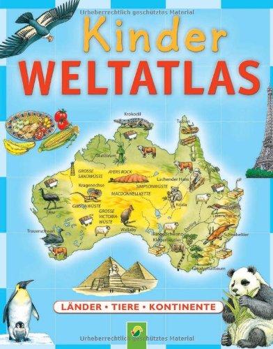 Download Kinderweltatlas: Länder-Tiere-Kontinente