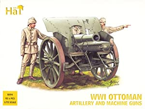 HäT 8094  - Otomana artillería Primero La Primera Guerra Mundial