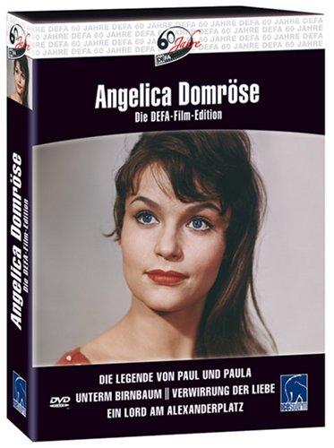 Angelica Domröse - Die DEFA-Film-Edition (4 DVDs)
