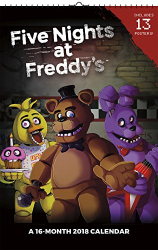 Five Nights at Freddy's 2018 Calendar
