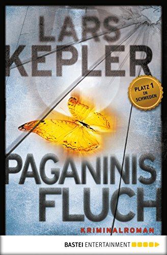 Buchseite und Rezensionen zu 'Paganinis Fluch: Kriminalroman (Joona Linna 2)' von Lars Kepler
