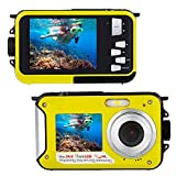 Underwater Camera for Snorkelling 24.0 MP Waterproof Digital Camera Float FULL