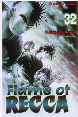 Flame of Recca -Tome 32- par Nobuyuki Anzaï