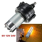 PhilMat Viento energía eólica dc impulsada generador dinamo del motor 24v 12v 6v prueba hidr�¡ulica
