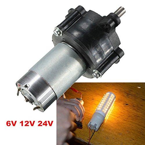 Preisvergleich Produktbild Saver Windkraft Wind Driven DC Generator Dynamo Hydraulik Test 6V 12V 24V Motor