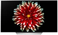 "LG OLED65C7V 65"" 4K Ultra HD Smart TV Wi-Fi Silver LED TV - LED TVs (165.1 cm (65""), 4K Ultra HD, 3840 x 2160 pixels, OLED, Flat, 4:3, 16:9)"