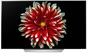 "LG OLED65C7V 65"" 4K Ultra HD Smart TV Wi-Fi Silver LED TV - LED TVs (165.1 cm (65""), 4K Ultra HD, 3840 x 2160 pixels, OLED, Flat, 4:3, 16:9)"
