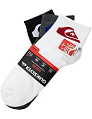 Quiksilver 3-Pack Socken (One size EUR 40-45)