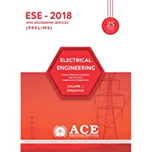 ESE 2018 Prelims Electrical Engineering Objective volume 1