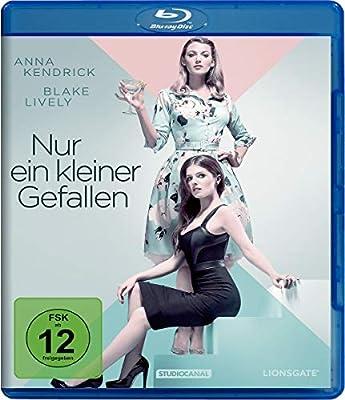 Nur ein kleiner Gefallen [Blu-ray]