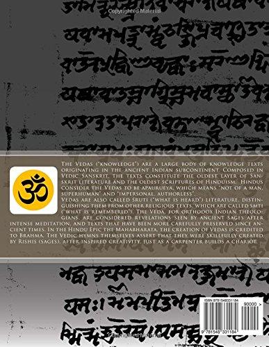 The Vedas: Understanding the Sanskrit Texts