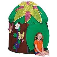 Bazoongi Woodland Fairy Hut Tent