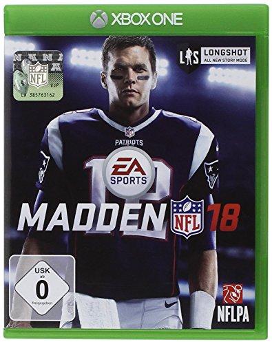 Madden NFL 18 - [Xbox One]
