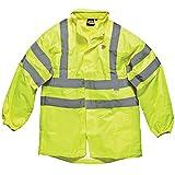 Dickies Hochsichtbare leichte Jacke gelb YL XXL, SA22042