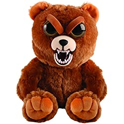 Feisty Pets-32334 Peluche Oso, (Goliath Games 32321)