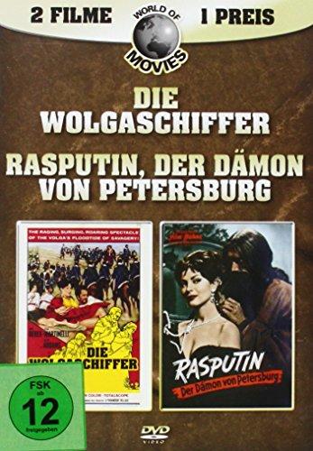 Bild von Die Wolgaschiffer / Rasputin, der Dämon von Petersburg