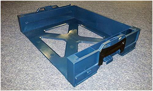 Bus-Boxx T5//T6/ /Posteriore Alette espositore in Acciaio Inox