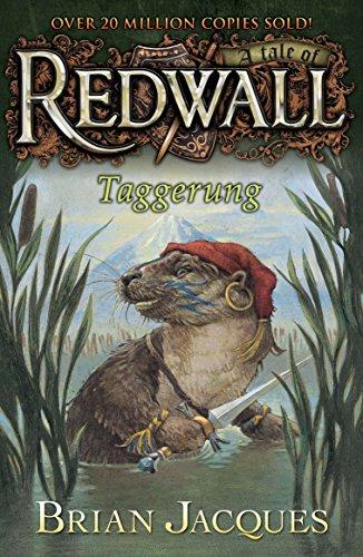 Taggerung (Redwall) por Brian Jacques