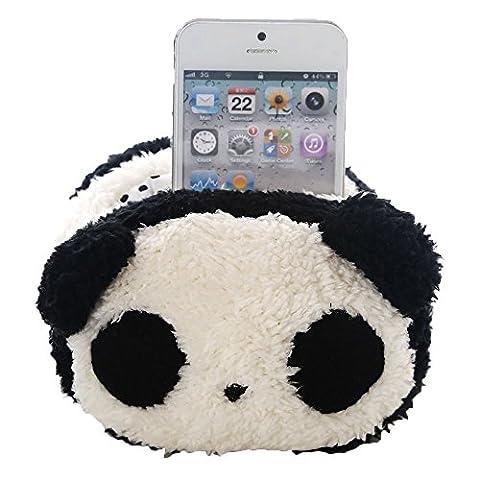 niceEshop(TM) Support pour Téléphone Portable Ou Télécommande (Panda)