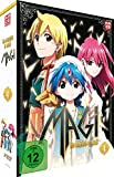 Magi - The Labyrinth of Magic - Box 4 (2 DVDs)
