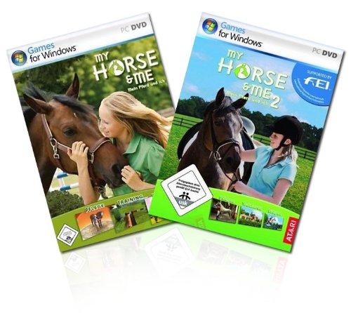My Horse & Me Bundle (My Horse & Me 1 und 2)