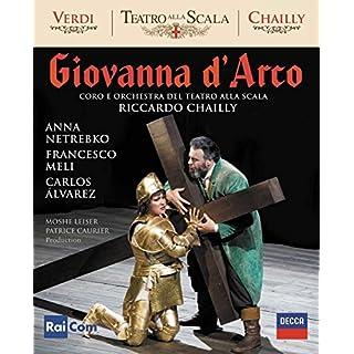 Verdi: Giovanna D'Arco [Blu-ray] [2018]