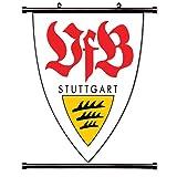 VfB Stuttgart Futbal Club Bundesliga League Fabric Wall