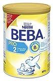 BEBA PRO 2 Folgemilch - nach dem 6. Monat, 4er Pack (4 x 800g)