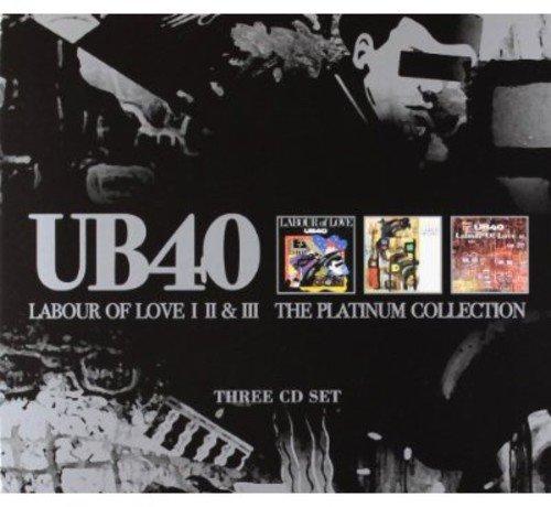 Labour of Love I, II & III - The Platinum Collection gebraucht kaufen  Wird an jeden Ort in Deutschland