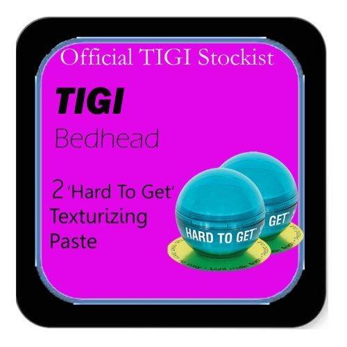 Tigi Bedhead - *Set of 2* 'Hard To Get' Texturizing Paste (42g each).