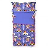 Saco Nórdico 157 azul, para cama de 90 x 190/200