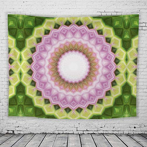 Mmzki Indian Wind Tapestry Beach Towel Abstract Art