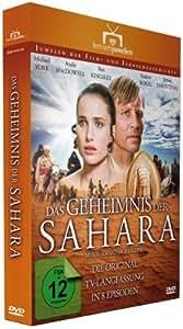 Das Geheimnis der Sahara, Episode 1-8 (Langfassung) (Fernsehjuwelen) [3 DVDs]