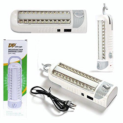 S2/ Lampe baladeuse super puissante nouvelle génération DE 24 LED avec ampoule COB ( DP-7104 )
