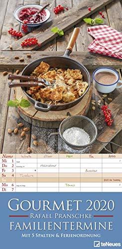 Gourmet 2020 Familienplaner - Le Gourmet-küche