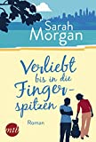 Verliebt bis in die Fingerspitzen (From Manhattan with Love) - Sarah Morgan