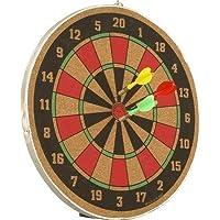 Wood-O-Plast 16-inch Dart Board Set