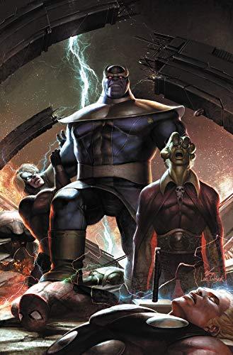 The Thanos Wars: Infinity Origin Omnibus