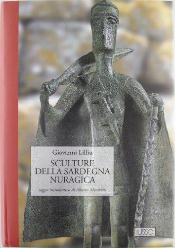 Sculture della Sardegna nuragica por Giovanni Lilliu
