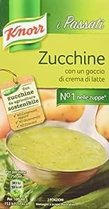 Knorr Passato Brick Zucchine Ml.500