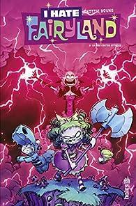 I hate Fairyland, tome 4 : La pire contre-attaque par Skottie Young