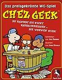 Pegasus 17300G - Chez Geek, das WG-Kartenspiel