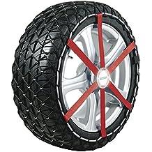 Cadenas de nieve Michelín Easy Grip talla S11, compatible con neumáticos: 205/65_R16, 215/60_R16, 225/55_R16, 225/50_R17