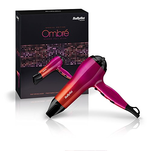 BaByliss Ombre Number 2400 Hair Dryer Best Price and Cheapest