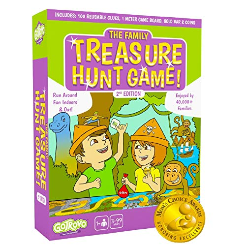Gotrovo Treasure Hunt Game Fun S...