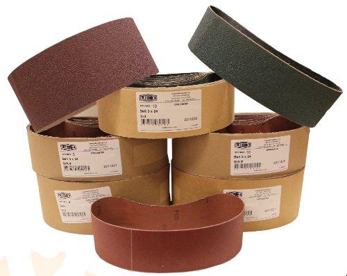 Inc M-152352 M-152352 5-Inch x 5 NH No 600 Grit Ekablue Aluminum Oxide Paper Uneevel Hook and Loop Sanding Discs Uneeda Enterprizes