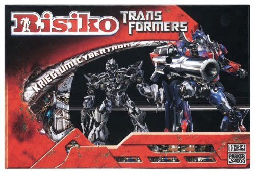 Hasbro - Risiko Transformers