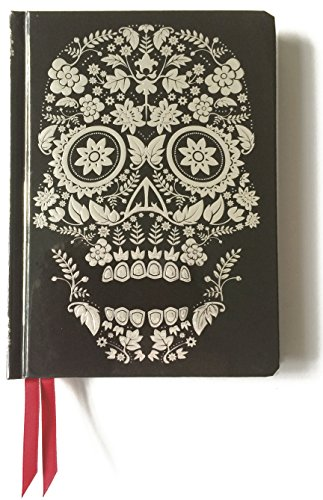 Flower Skull (Contemporary Foiled Journal) (Contemporary Journals)