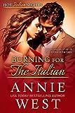 Burning For The Italian (Hot Italian Nights Book 8) (English Edition)